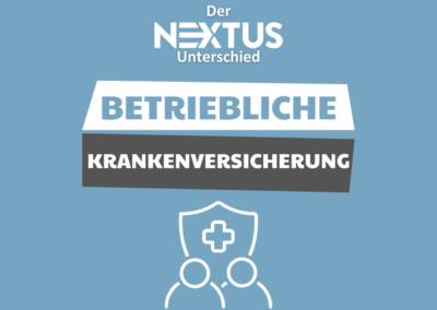 Private Krankenzusatzversicherung für alle Nextus Kolleg:innen!